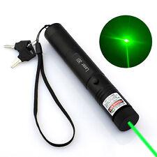 High Power Laser Pointer 301 GRÜN einstellbarer Fokus Laserpointer Outdoor