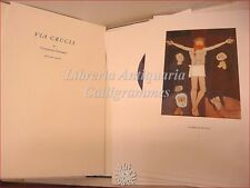 MARIO LUZI: PASSIONE DI CRISTO 1999 Tallone Illust. Venturino Venturi Ediz. Num.