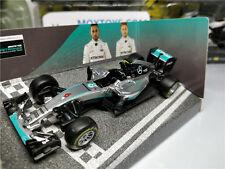Bburago 1:43 F1 MERCEDES AMG W07 #6 Nico Rosberg Model Car 2016