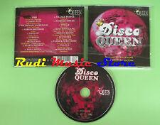 CD DISCO QUEEN compilation 2003 LIME SYLVESTER CERRONE VILLAGE PEPOLE (C17)