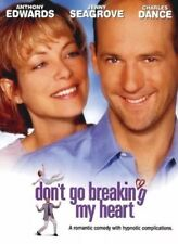 3 movies Don't go breaking my heart + Face the music j+ Just in time DVD