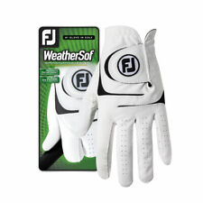 Footjoy WeatherSof Golf Glove with Size Options