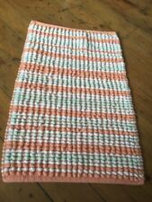 Unbranded Cotton Blend Striped Bathroom Accessories & Fittings