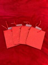 Hallmark Valentine's Day Small Gift Bags-set of 4