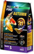 JBL Propond Autumn S Pond Food Various Sizes 4123700 Contents 1 5 Kg