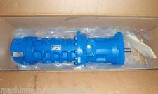 NIB Allwieler Screw Pump EMTEC-A140R46D8.6 _ EMTECA140R46D86