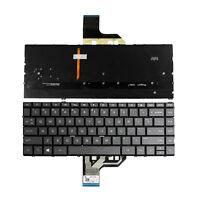 HP Spectre x360 13-w 13-w013dx 13-w014dx 13-w023dx 13-w063nr Keyboard Backlit US