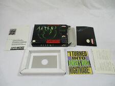 ALIEN 3 Super Nintendo SNES Authentic Box & Inserts NO GAME CART!