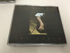 Fleetwood Mac 25 Years The Chain V NR MINT 4 CD BOX SET W BOOK INSERT