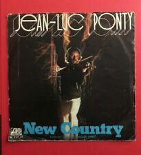 DISCO 45 Giri - Jean-Luc Ponty / New Country + Renaissance