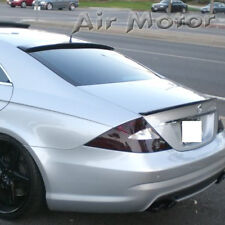 Mercedes Benz CLS W219 Lorinser Roof Wing & A Trunk Spoiler Painted Your Color