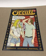 VINTAGE 1973 OCCULT LAFF PARADE NO. 1 COMIC BOOK THE PRINT MINT
