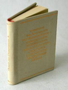 """Minibuch DDR """"Thesen zur Dissertation A"""" Exemplar 153 von 200"""