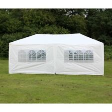 NEW PALM SPRINGS 3m x 6m PARTY TENT/ MARQUEE w/ 6 SIDES