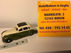 Kleinserie (Kehi?) EMW 340 Volkspolizei VoPo DDR, 1:87 / H0 [L]