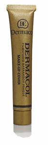 Dermacol Make Up Cover Waterproof Hypoallergenic SPF30 Shade 210 1 Oz, See Desc!