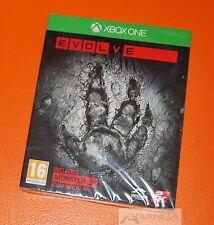 Evolve Xbox One Brand New and Sealed