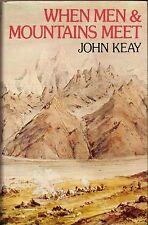(Himalaya) John KEAY : Explorers of the Western Himalayas, 1977.