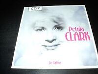 """CD NEUF """"PETULA CLARK - JE T'AIME"""" 18 titres"""