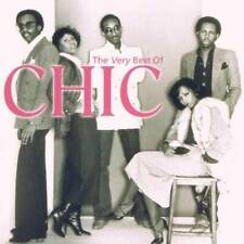 CHIC The Very Best Of  - NEW & SEALED  CLASSIC DISCO / SOUL  / FUNK  CD (RHINO)