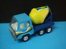 VINTAGE BUDDY L? BLUE CEMENT TRUCK MADE IN HONG KONG
