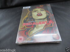 PC Game Command and Conquer Red Alert 3 Premier Edition New Sealed Steelbook