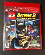 LEGO Batman 2 [ DC Super Heroes ] (PS3) NEW