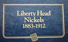 Album of Liberty Nickels (V Nickels)