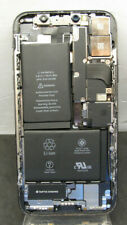 iPhone X Logic Mother Board and Back Housing (no LCD) AT&T 64GB (Bad ESN/IMEI)