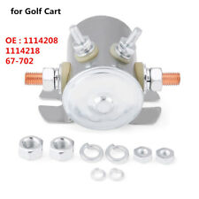 12V 150A Continuous Duty Solenoid Relay Switch for Golf Cart 1114208 67-702 WT