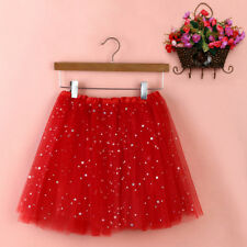 Womens Fashion High Quality Pleated Gauze Short Skirt Adult Tutu Dancing Skirt