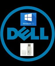 DELL Windows 10 Home USB System Recovery Media Disk Drive