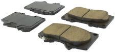 Disc Brake Pad Set Front Centric 105.09760