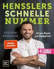 Hensslers schnelle Nummer von Steffen Henssler (2021, Gebundene Ausgabe)