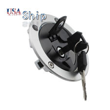 USA Motorcycle Gas Fuel Tank Cap Cover For KAWASAKI Ninja 650 / 650R / ABS ZX-6R