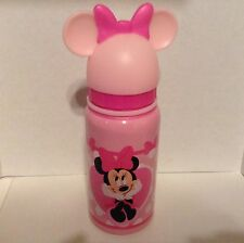 MINNIE MOUSE PINK Kids Aluminum Water Bottle DISNEY Store Exclusive