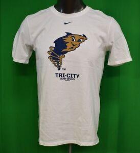 Nike MiLB Mens Tri-City Dust Devils Baseball Shirt NWT $28 M, XL