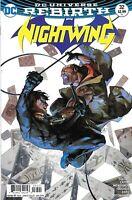 Nightwing Comic 32 Cover B Variant Yasmine Putri 2017 Tim Seeley Scot Eaton DC