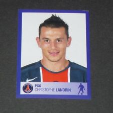 N°331 LANDRIN PARIS SAINT-GERMAIN PSG PANINI FOOTBALL FOOT 2006 2005-2006
