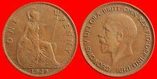 1 PENNY 1928 INGLATERRA-1842