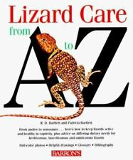 Lizard Care from A-to-Z