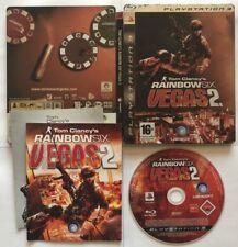 Playstation 3 Rainbow Six Vegas 2 Steelbook Edition PS3 game