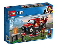 Lego City - Fire Chief Response Truck - 60231 - NEW - AU stock
