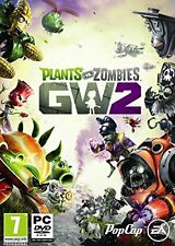 Plants vs Zombies Garden Warfare 2 PC DVD PLANTAS CASTELLANO NUEVO ESPAÑOL PAL