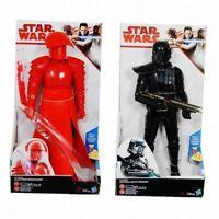 Hasbro Star Wars Talking Hero Series - Imperial Death Trooper & Elite Praetorian