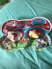 New Chubby Puppies & Friends Series 2 Blind Bag Husky Dog Mystery Figure