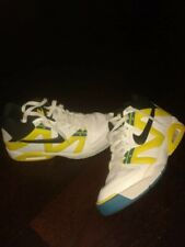 Nike Air Tech Challenge Andre Agassi - NEU -Größe: US 8 Gr. 41 white/yellow  Rar