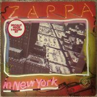 "FRANK ZAPPA  ""Zappa in New York"" 1978 PROMO COPY Double LP   Gatefold"