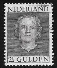 NVPH 535 Juliana ('en face') 1949 gebruikt