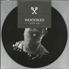 "WOODKID I LOVE YOU RARE FRENCH 2-TRACK 7"" PICTURE"